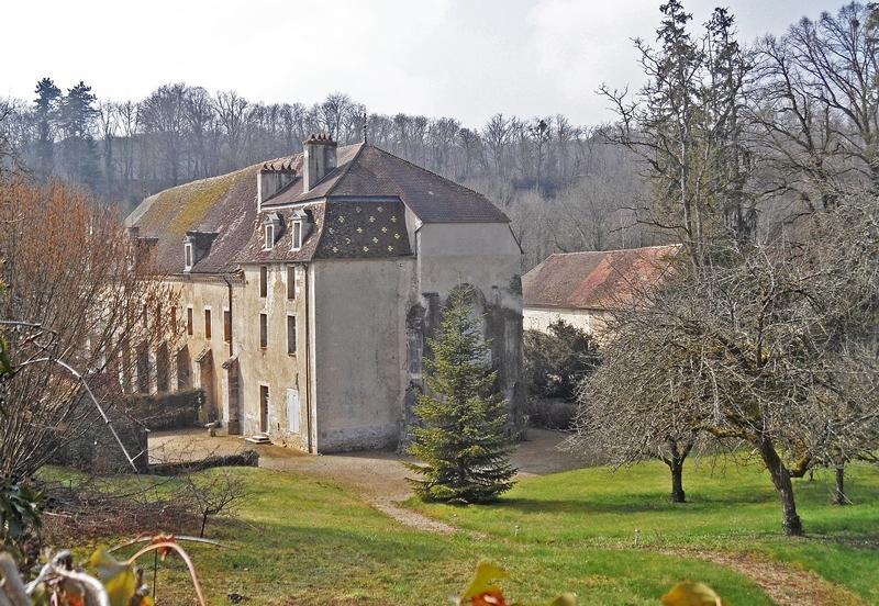 Abbaye de Oigny